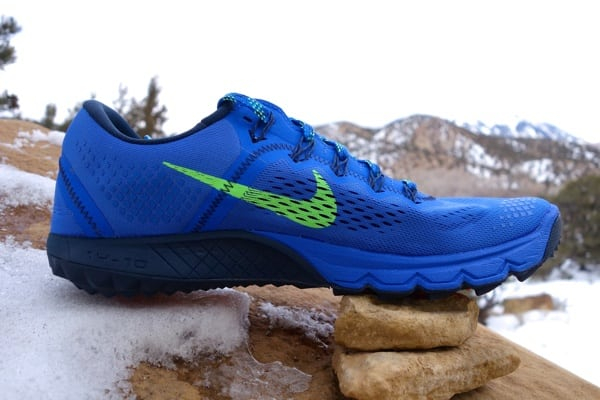Nike Terra Kiger - medial upper