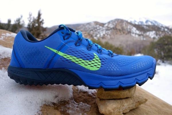 Nike Terra Kiger - lateral upper