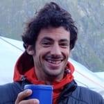 Kilian Jornet - with stache