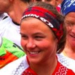 Emelie Forsberg 2012 Zegama Marathon