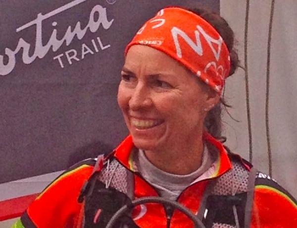 Katia Fori - 2014 Lavaredo Ultra Trail