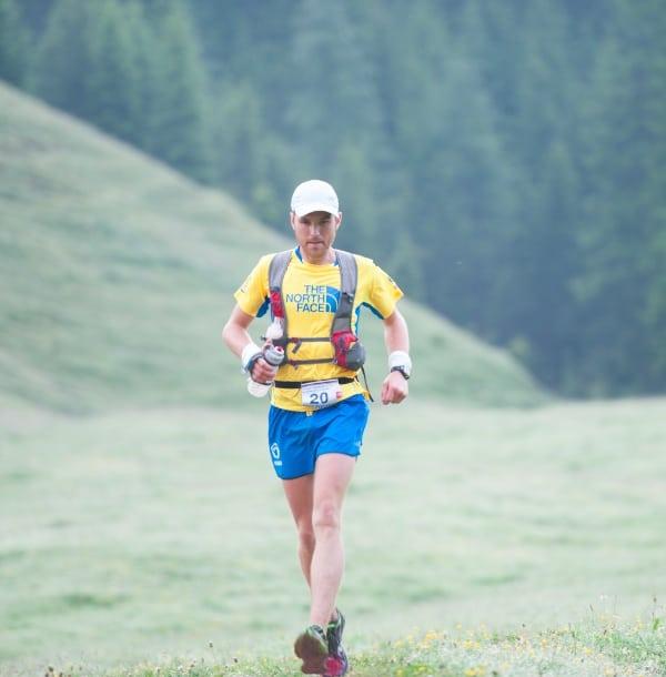 Mike Foote - 2014 Lavaredo Ultra Trail