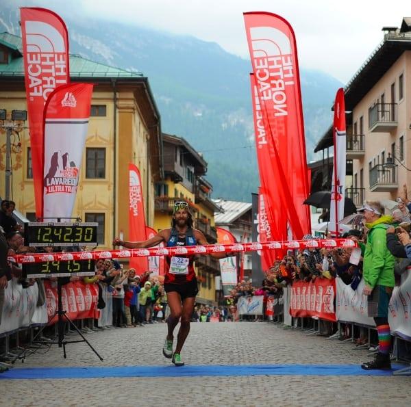 Anton Krupicka 1 - 2014 Lavaredo Ultra Trail