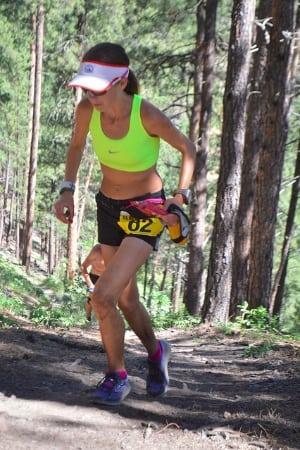 Kaci Lickteig - 2013 Black Hills 100