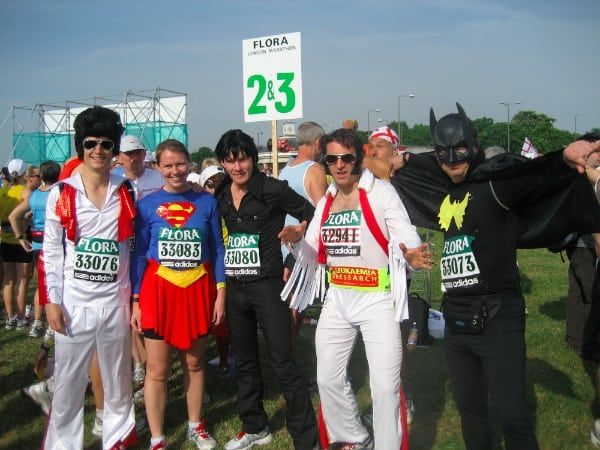 Ian Sharman - London Marathon