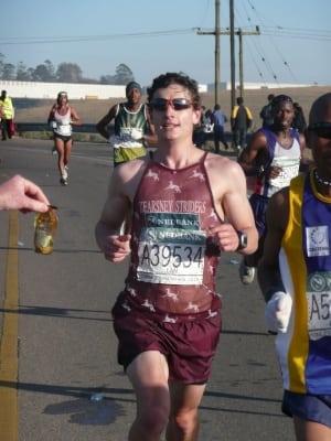 Ian Sharman - 2010 Comrades Marathon