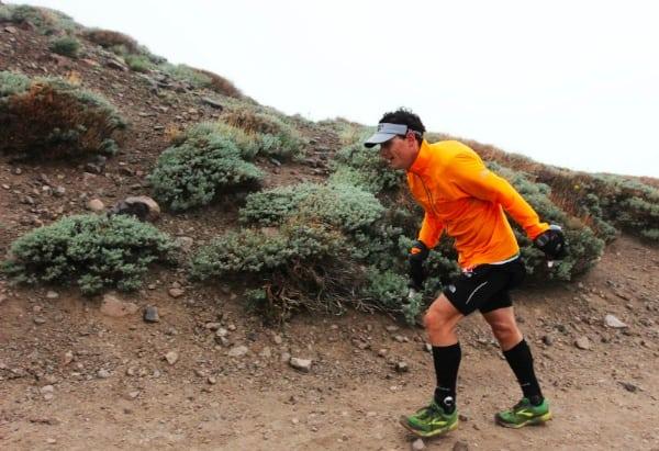 Ian Sharman - 2012 Western States 100