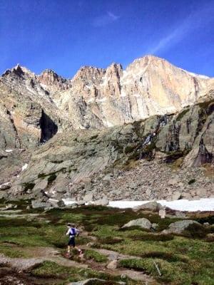 Sébastien Chaigneau - Chasm Lake Trail on Longs Peak (4)