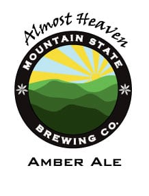Mountain States Brewing Company Almost Heaven Amber Ale