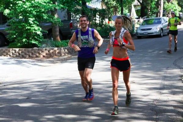Stephanie Howe - 2014 Western States training camp
