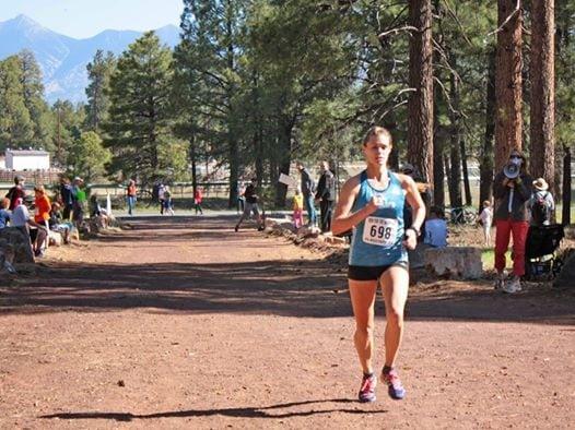 Emily Harrison - Run For the Mountain 10k