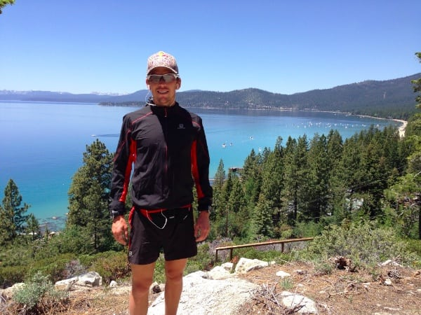 Ryan Sandes - Lake Tahoe