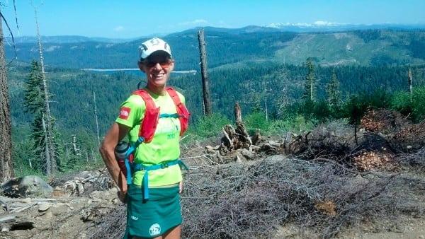 Meghan Arbogast - Western States 100 training
