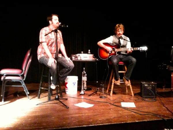 Matt Flaherty - Rolling Nowhere Show