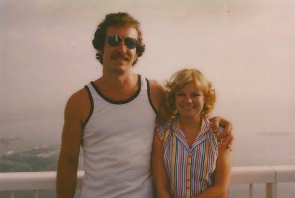 Kurt and JoAnn - Matt Flaherty's parents
