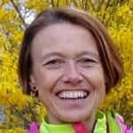 Nathalie Mauclair - 2014 Ultra-Trail Mount Fuji