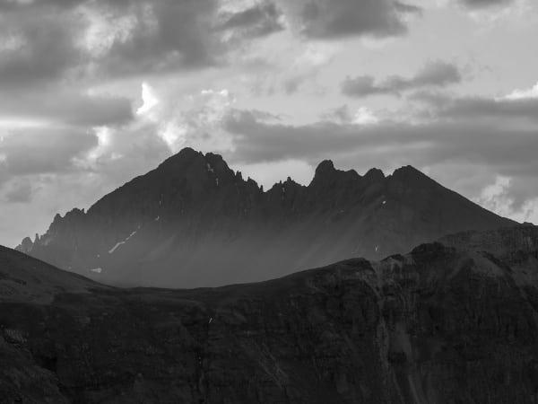 Landscape near Virginius Pass