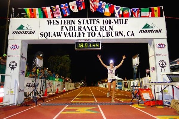 Stephanie Howe - 2014 Western States Champion