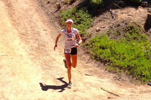 Stephanie Howe - 2014 Western States 100 - Dusty Corners