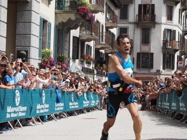 2014 Skyrunning World Championships - Mont-Blanc 80k - Luis Alberto Hernando
