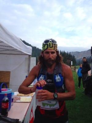 Anton Krupicka 4 - 2014 Lavaredo Ultra Trail
