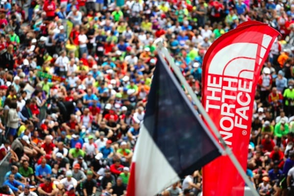 2014 The North Face Ultra-Trail du Mont-Blanc starting line