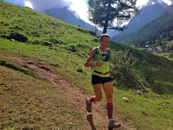 Nathalie Maulcair, 2014 The North Face Ultra-Trail du Mont-Blanc third place