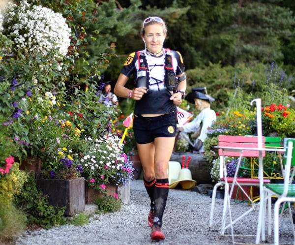 Nuria Picas, 2014 The North Face Ultra-Trail du Mont-Blanc second place
