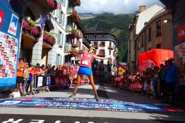 Rory Bosio - 2014 The North Face Ultra-Trail du Mont-Blanc champion