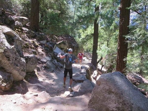 Leor Pantilat - trail to Happy Isles