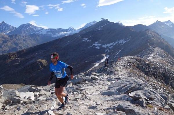 Artiz Egea - 2014 Matterhorn Ultraks third place