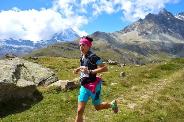 Maite Maiora - 2014 Matterhorn Ultraks third place