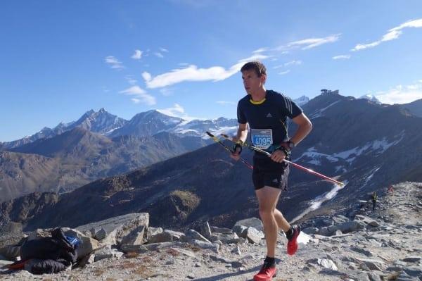 Gion Bundi - 2014 Matterhorn Ultraks second place