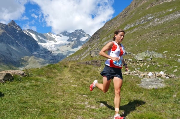 Stevie Kremer - 2014 Matterhorn Ultraks champion