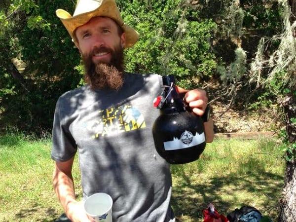 Rob Krar Wanderlust Brewery