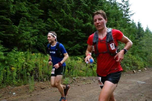 Samantha Drove - 2014 Squamish 50 Mile second place