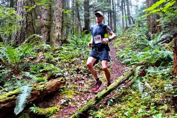 Mike Murphy - 2014 Squamish 50 Mile second place