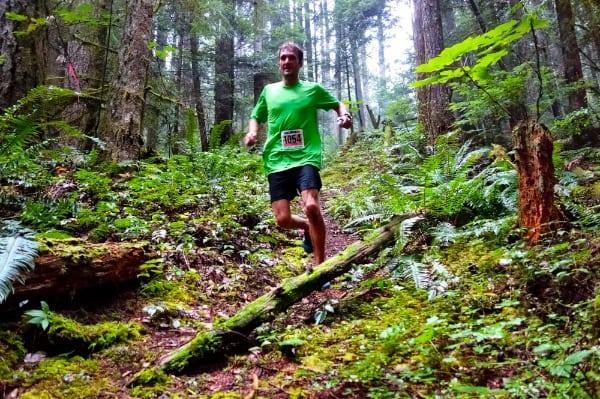 Nick Elson - 2014 Squamish 50 Mile Champion