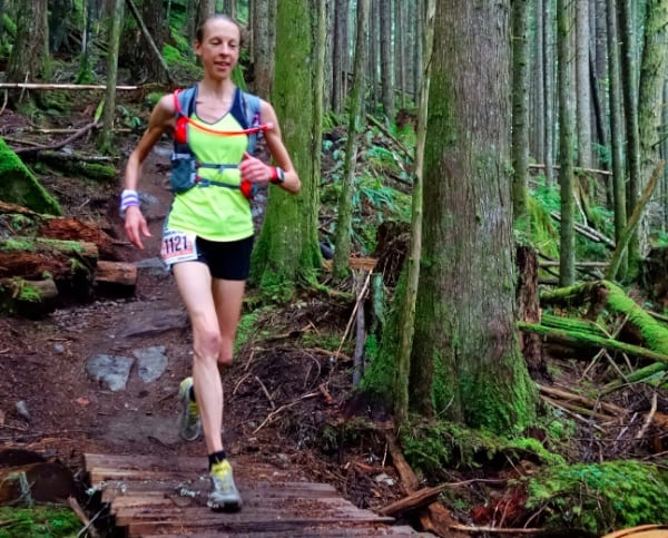 Kim Magnus - 2014 Squamish 50 Mile Champion