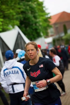 Traci Falbo - 2013 IAU 24-Hour World Championships