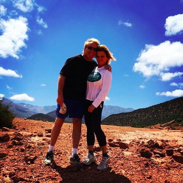 Photo 5 - Shannon Farar-Griefer hiking