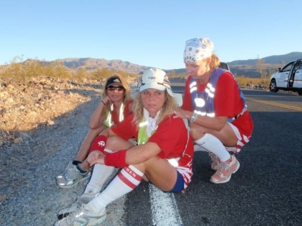 Photo 7 - Shannon Farar-Griefer at the 2009 Badwater