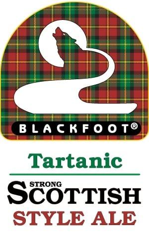 Blackfoot River Brewing Tartanic Scottish Ale