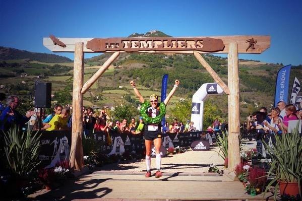 Núria Picas - 2014 Grand Trail des Templiers champion