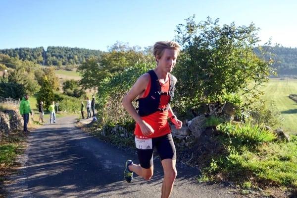 Alex Nichols - 2014 Grand Trail des Templiers third place