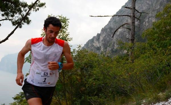 Kilian Jornet - 2014 Limone Extreme Skyrace second place