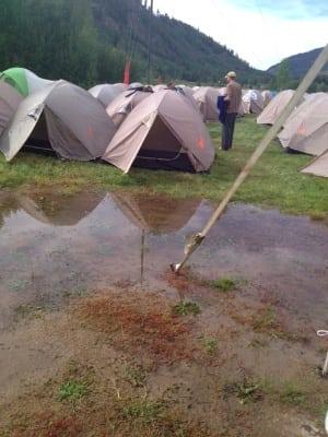 Kanitz Campsite