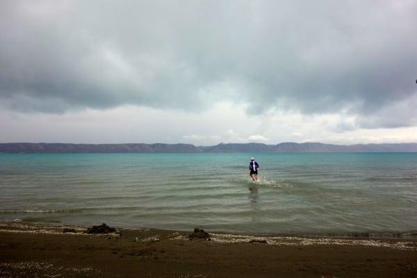 Bryon Powell - 2014 Bear 100 - Bear Lake