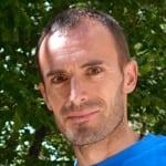 Iker Karrera - 2014 TNF UTMB - second