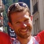 François D'Haene - 2014 TNF UTMB Champ